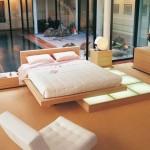 roche bobois tasarimi yatak odasi