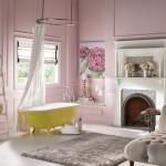 romantik bahar renkli dekorasyon fikirleri