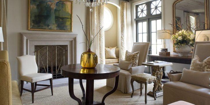 Salonlar İçin Etkileyici Vintage Stili Dekorasyonlar