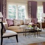 salonlarda vintage stili dekorasyon modelleri