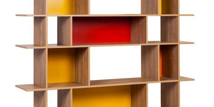 Tepe Home 2015 Dekoratif Kitaplık Modelleri