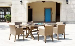 Tepe home konforlu bahçe mobilyaları