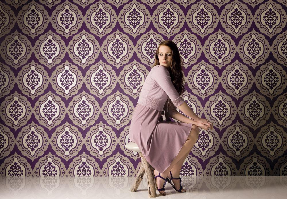 yeni moda duvar kagidi modelleri