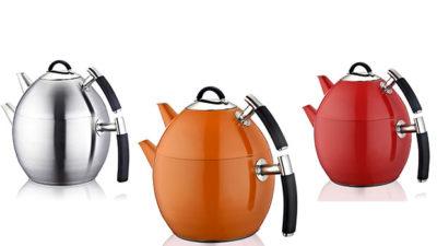 Yeni Sezon Trendi Çaydanlık Modelleri