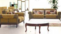 Yeni Trend Modern Oturma Grubu Modelleri 2015