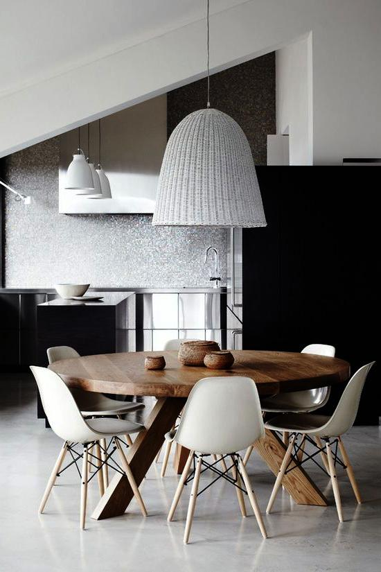 Modern ada mutfak modeli dekorstyle - Yeni Trend Mutfak Masa Takimlari Dekorstyle