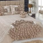 yeni trend yatak ortusu modelleri