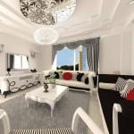 2015 renkli ve modern salonlar