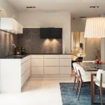 acik mutfak dekorasyon modeli