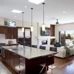 acik mutfak dekorasyon modelleri