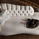 beyaz uzanma koltugu