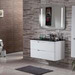 blanco banyo dolabi