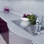 Özel Tasarım Çimstone Mutfak Tezgahı