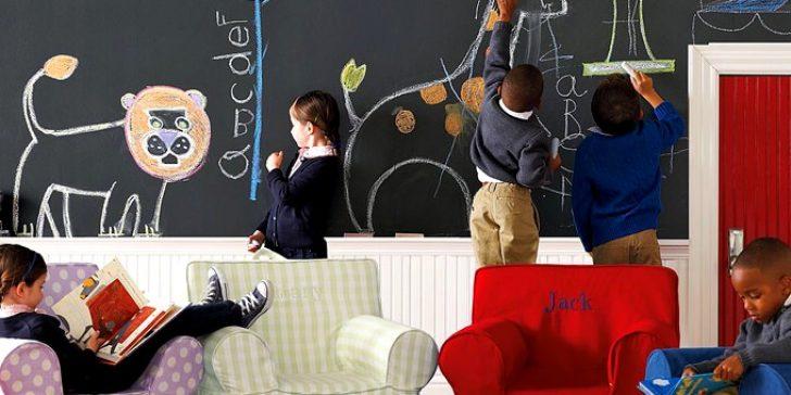 İlham Veren Çocuk Odası Dekorasyonları