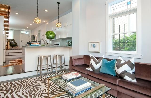 En guzel acik mutfak dekorasyon fikirleri dekorstyle for 2 1 salon dekorasyonu