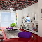 en guzel stüdyo daire dekorasyonlari
