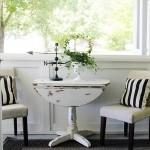 eskitme dekoratif masa