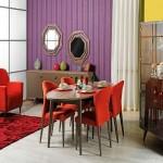etkileyici yemek odasi modelleri