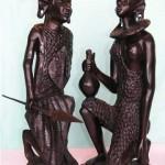etnik afrika objeleri