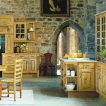 geleneksel ingiliz mutfak dekorasyonu