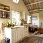 geleneksel mutfak dekorasyon modelleri