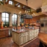 geleneksel mutfak dekorasyonlari