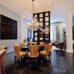 gosterisli lux yemek odasi modelleri