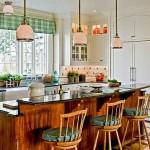 klasik country mutfak dekorasyonu