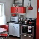 kucuk mutfak dekorasyonu