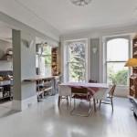 modern acik mutfak dekorasyonu
