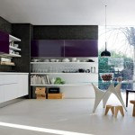 modern mutfak dekorasyon modeli