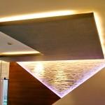 modern tavan dekorasyonu