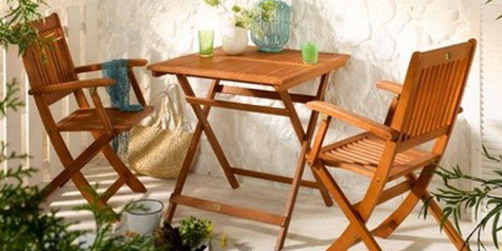 Balkonlar İçin Portatif Masa Sandalye Modelleri 2018