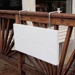 Portatif balkon masa modelleri