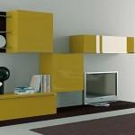 rengarenk modern tv uniteleri
