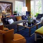 renkli salon dekorasyon onerileri