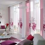 renkli ve modern salon dekorasyonlari