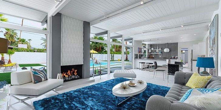 Modern Salon Dekorasyonu İçin Renk Önerileri