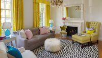 Oturma Odası Nasıl Dekore Edilmeli