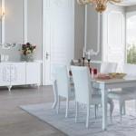 tarz mobilya 2015 yemek odasi modelleri