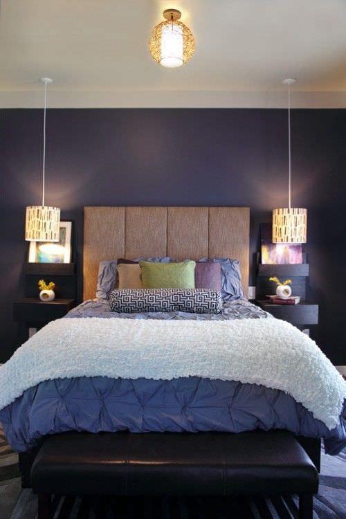 yatak odası sarkıt lambalar ile ilgili görsel sonucu