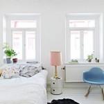 yazlik yatak odasi dekorasyonu