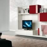 yeni trend renkli tv uniteleri