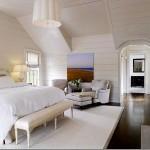 beyaz modern yatak odasi 2015