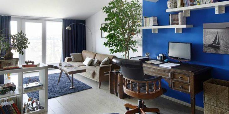 Evde Çalışma Odası Dekorasyonu Nasıl Olmalı