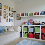 düzenli cocuk odasi dekorasyon fikirleri