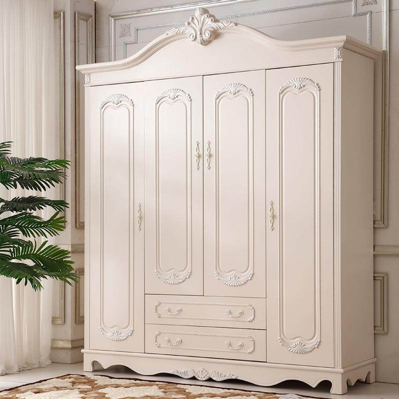 Dekoratif Klasik Gardrop Dekorstyle
