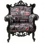dekoratif koltuklar