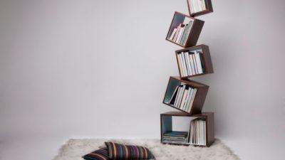 Dekoratif Mini Kitaplık Modelleri