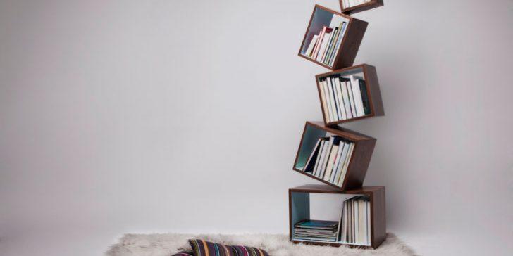 2015 Dekoratif Mini Kitaplık Modelleri